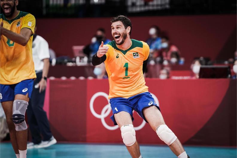 thumbnail do Álbum Tóquio 2020: Brasil é novamente semifinalista olímpico (03/08/2021)