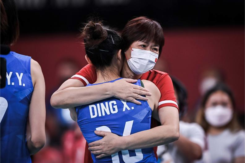 thumbnail do Álbum Lang Ping: a emoção da despedida (02/08/2021)