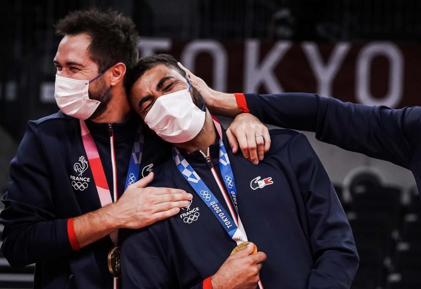 Capa da notícia - Tóquio: Earvin Ngapeth é o MVP olímpico