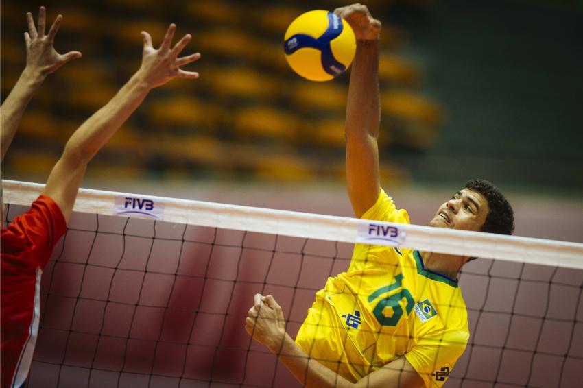Capa da notícia - Brasil avança no Mundial Sub-19