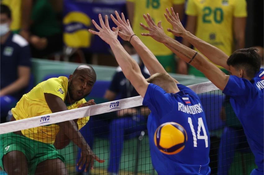 Capa da notícia - Brasil é superado pela Rússia na estreia do Mundial Sub-21