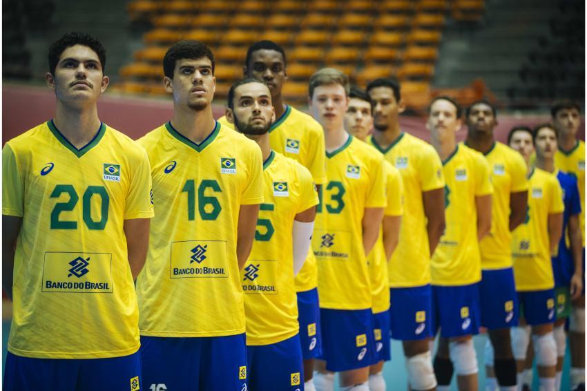 Capa da notícia - Mundial Sub-19: Brasil perde na primeira rodada