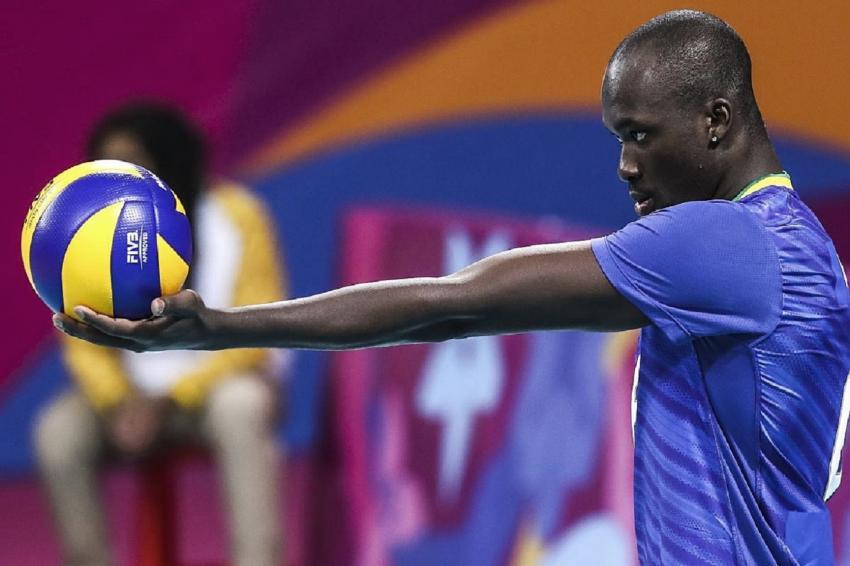 Capa da notícia - Abouba comemora retorno à seleção brasileira