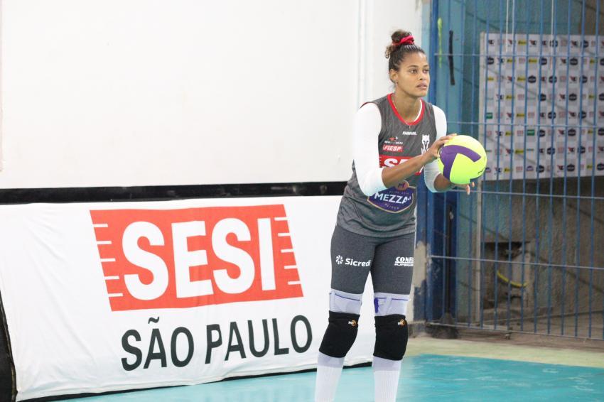 Capa da notícia - Paulista: Sesi Vôlei Bauru estreia nesta sexta-feira (27)