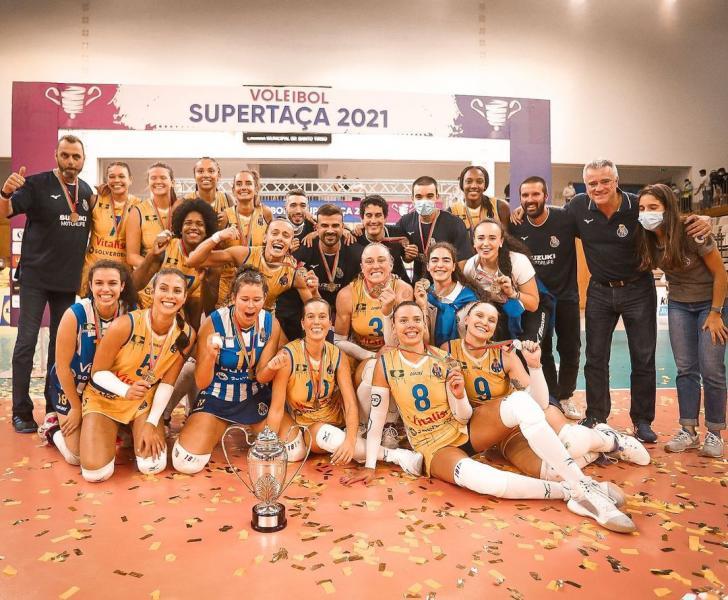 Capa da notícia - AJM Porto conquista a Supertaça