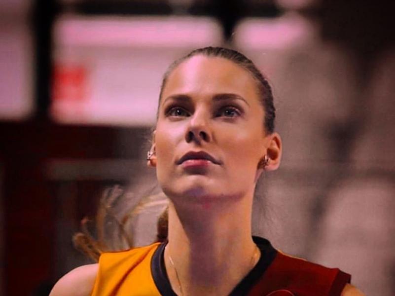 Capa da notícia - Turquia: Olesia Rykhliuk chega ao Kuzeyboru