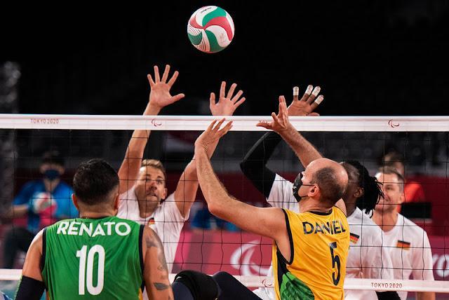 Capa da notícia - Paralimpíada: no sufoco, brasileiros avançam às semifinais
