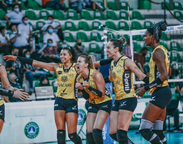 Capa da notícia - Dentil/Praia Clube vence segunda no Sul-Americano