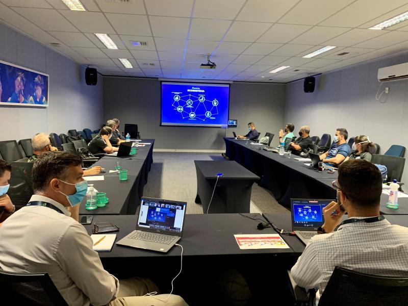 Capa da notícia - Superliga 21/22: CBV faz reunião para definição de tabela e regulamento