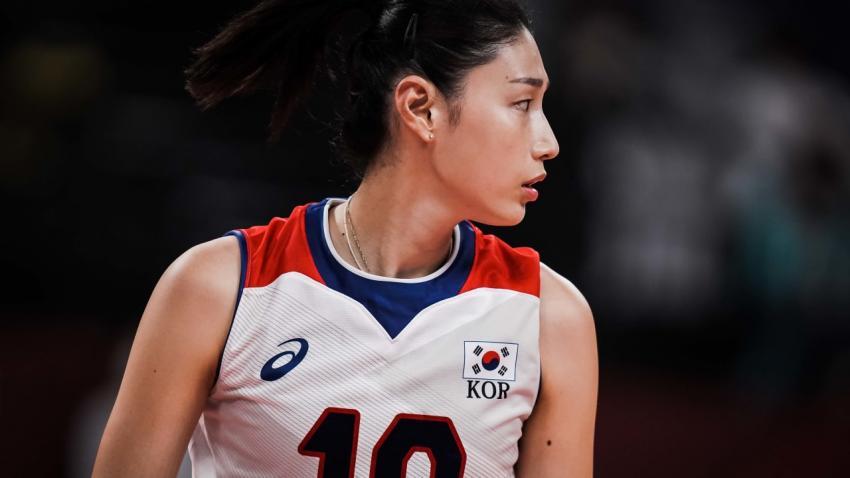 Capa da notícia - Kim Yeon-Koung confirma aposentadoria da seleção