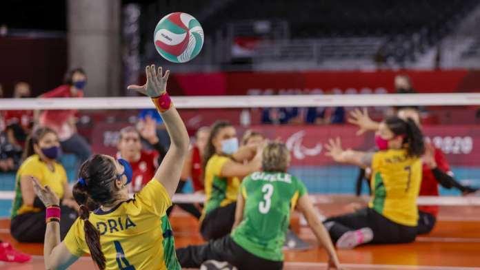 Capa da notícia - Paralimpíada: brasileiras conquistam o bronze no vôlei sentado