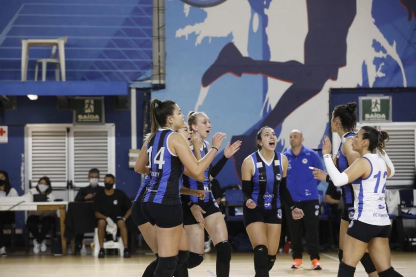 Capa da notícia - Começam os playoffs do Paulista Feminino