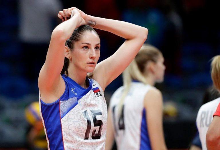 Capa da notícia - Às vésperas da olimpíada, Kosheleva deixa a seleção