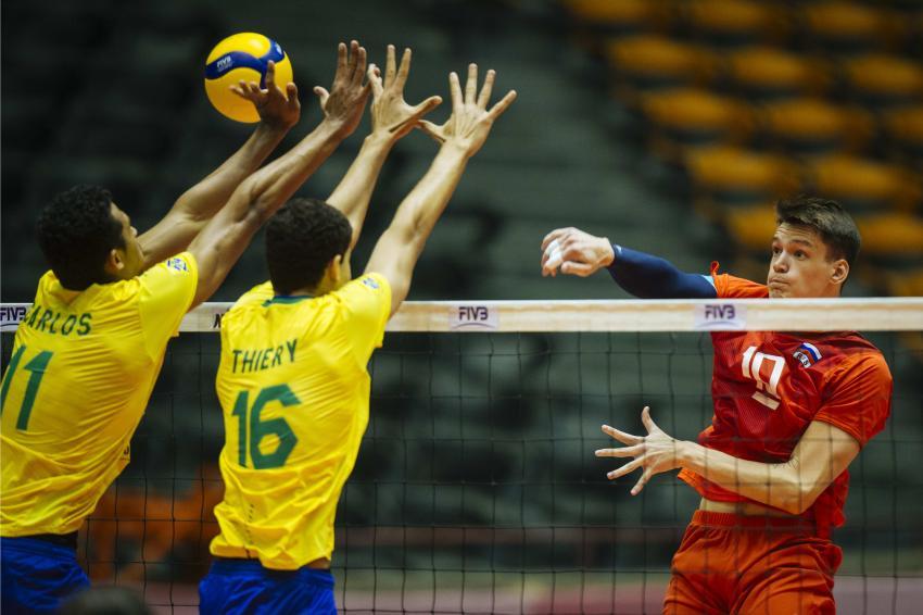 Capa da notícia - Mundial Sub-19: Brasil perde nas quartas de final