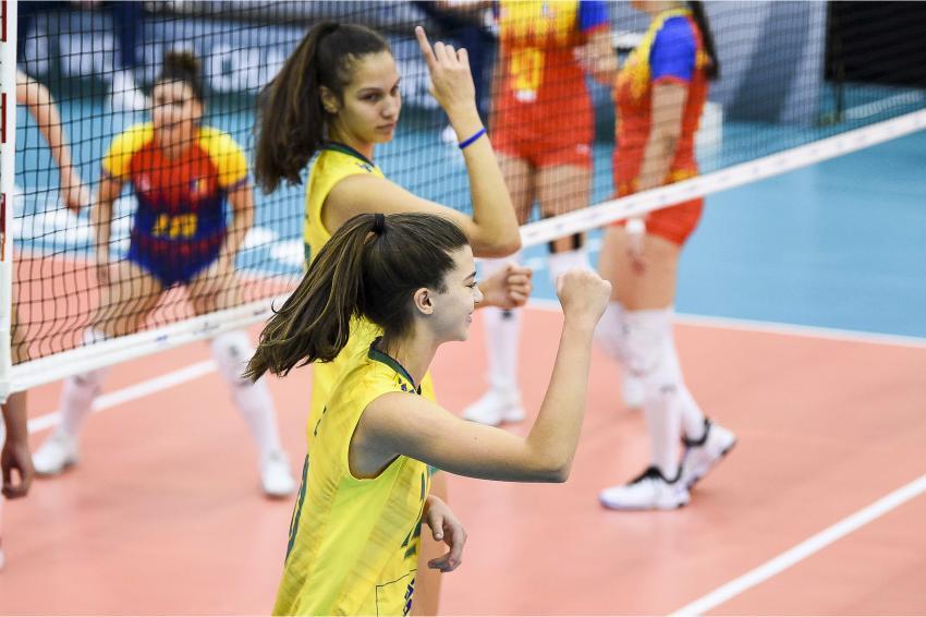 Capa da notícia - Brasil encerra Mundial Sub-18 em quinto lugar