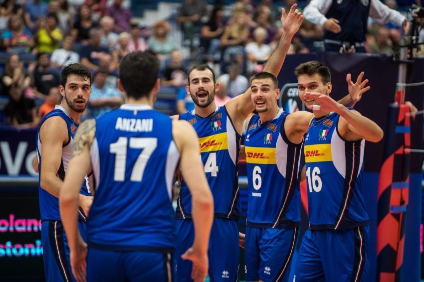 Capa da notícia - Europeu: Itália se garante nas quartas de final