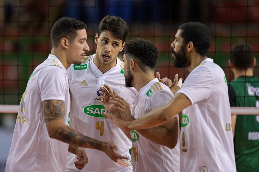 Capa da notícia - Sada Cruzeiro busca o 12º título estadual