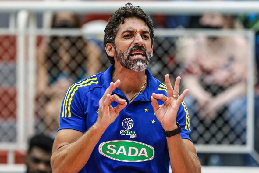 Capa da notícia - Sada Cruzeiro em grande início de temporada