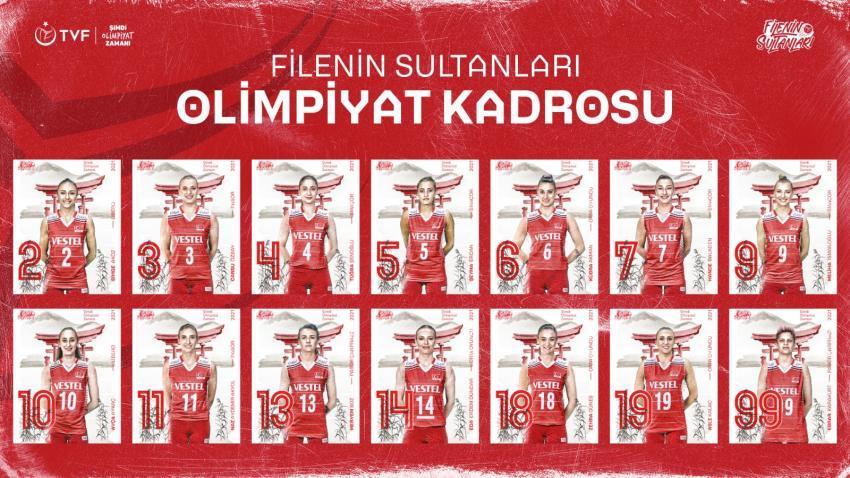 Capa da notícia - Turquia viajará para Tóquio com 14 nomes