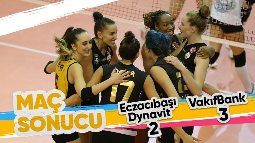 Capa da notícia - Turquia: Vakifbank volta a bater Eczacibasi Dynavit
