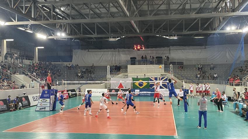 Capa da notícia - Fiat/Gerdau/Minas vence Olympico/Apan/Eleva no sufoco