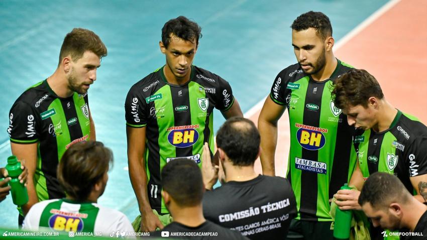 Capa da notícia - Montes Claros América Vôlei encara próximos desafios no Mineiro