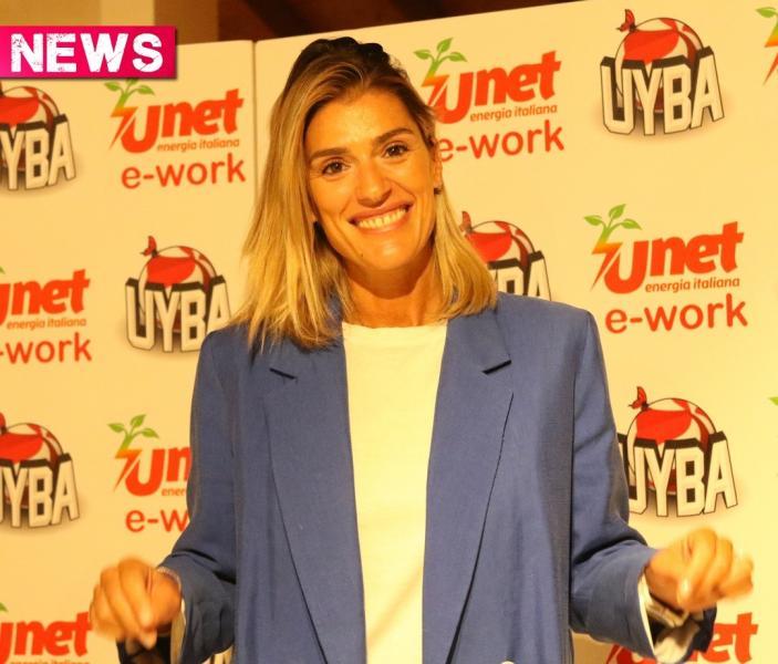 Capa da notícia - Itália: Francesca Piccinini assume vice-presidência do Busto Arsizio