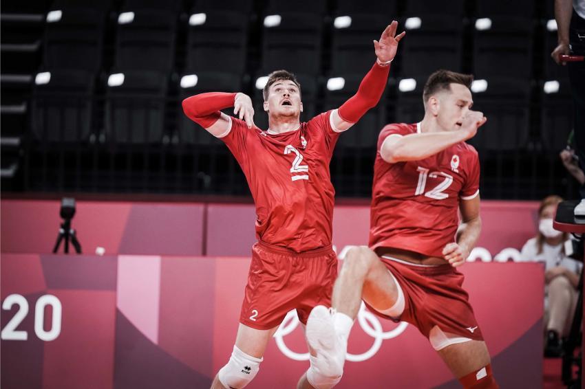 Capa da notícia - Tóquio: Perrin comanda primeira vitória do Canadá