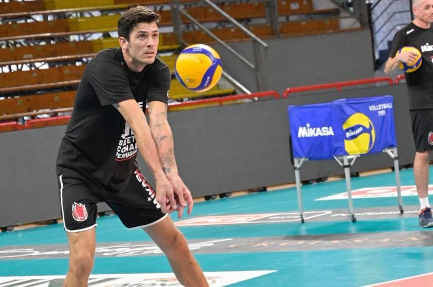 Capa da notícia - Itália: Matt Anderson chega ao Perugia