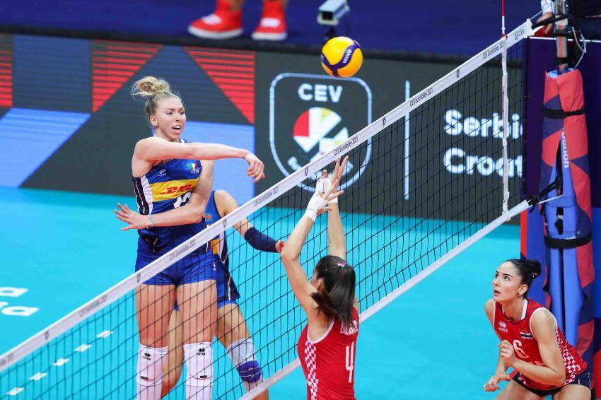 Capa da notícia - Europeu: lesionada, Sarah Fahr deixa a competição