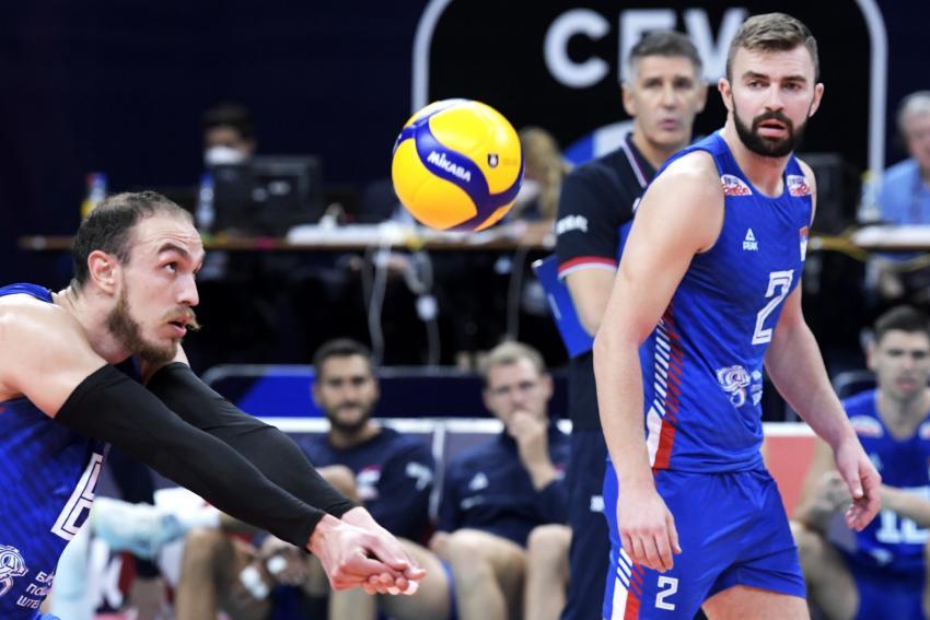 Capa da notícia - Europeu: Sérvia garante classificação no tie-break
