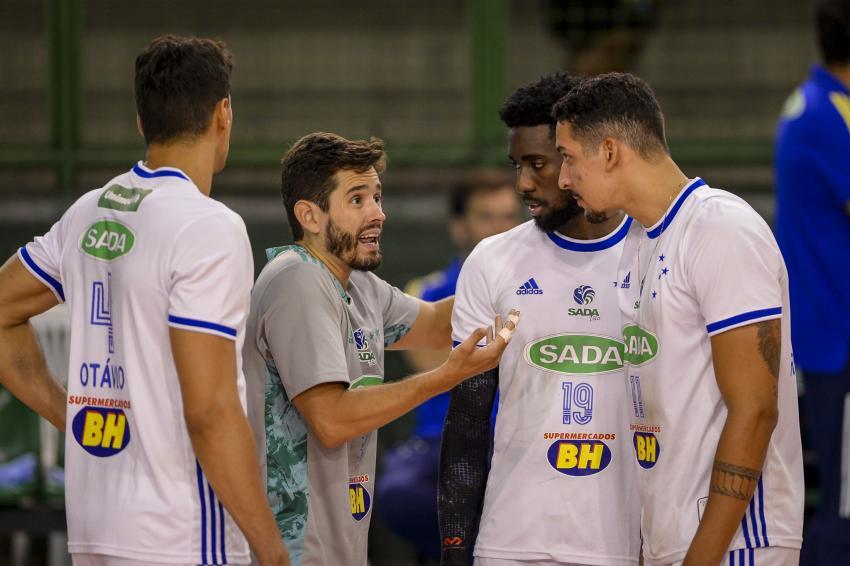 Capa da notícia - Sada Cruzeiro estreia no Estadual