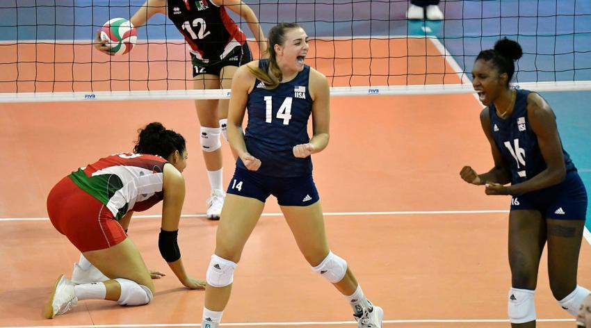 Capa da notícia - Estados Unidos vencem na estreia da Copa Pan-Americana