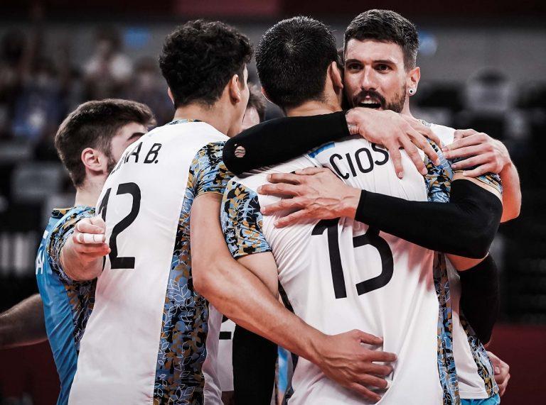 Capa da notícia - Tóquio: Argentina bate Itália e conquista vaga na semifinal