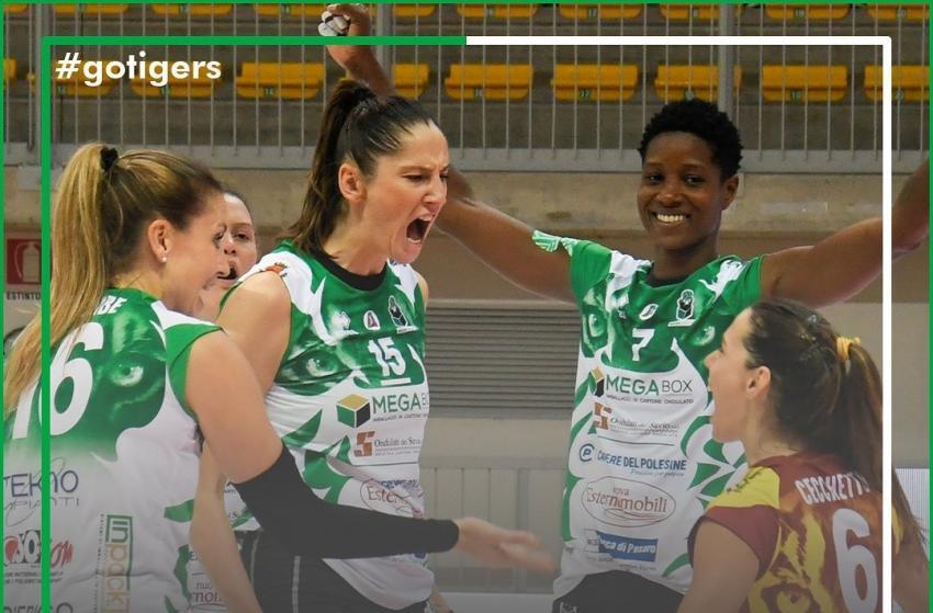 Capa da notícia - Itália: Megabox vence primeira na Série A1