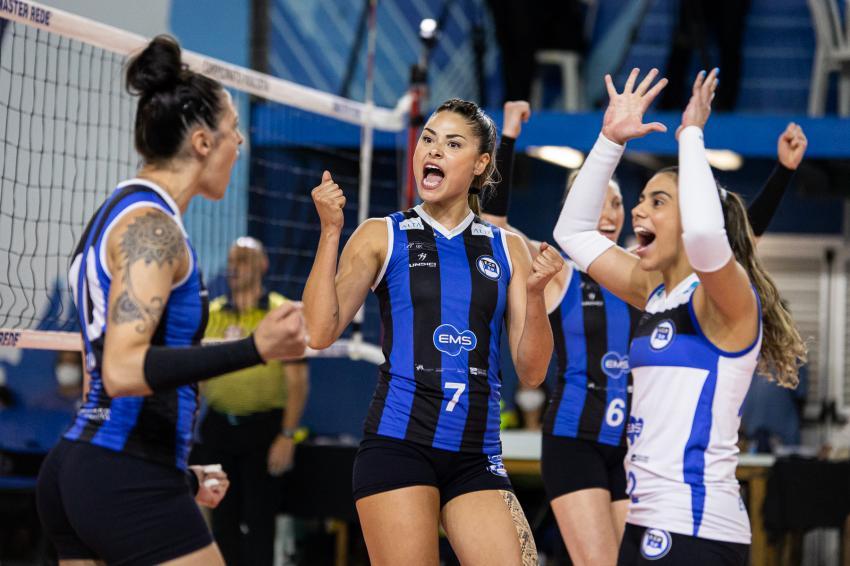 Capa da notícia -  Pinheiros abre quartas de final com vitória no Paulista