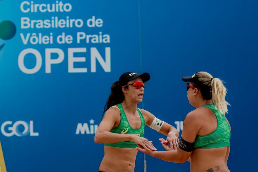 Capa da notícia - Novas parcerias abrem disputa do Circuito Brasil Open