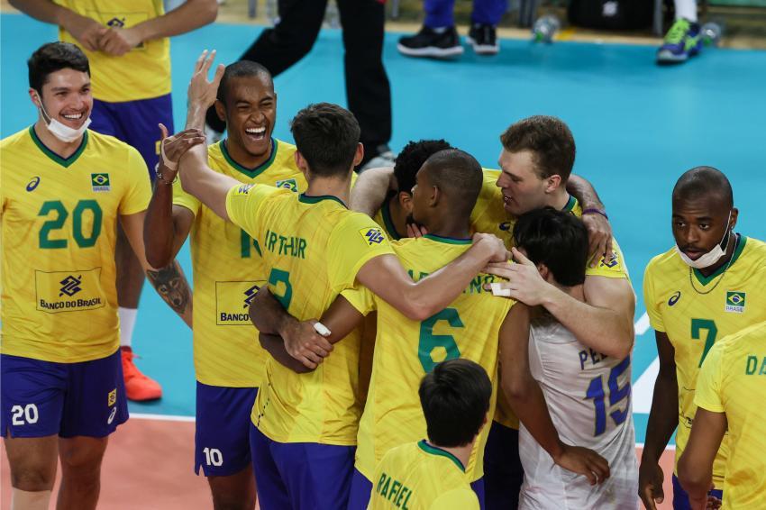 Capa da notícia - Mundial Sub-21: brasileiros reagem e vão disputar o quinto lugar