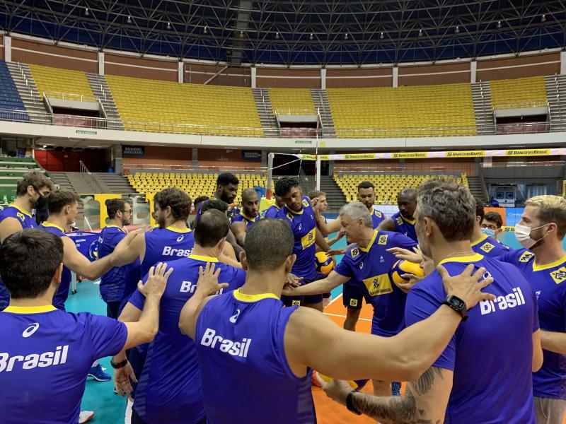 Capa da notícia - Sul-Americano: Brasil estreia diante do Peru