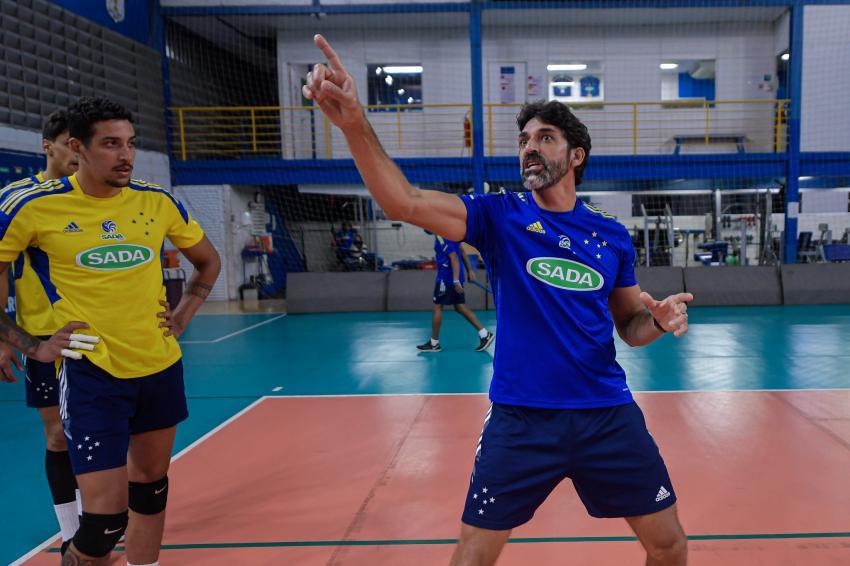 Capa da notícia - Sada Cruzeiro conhece data da estreia na temporada