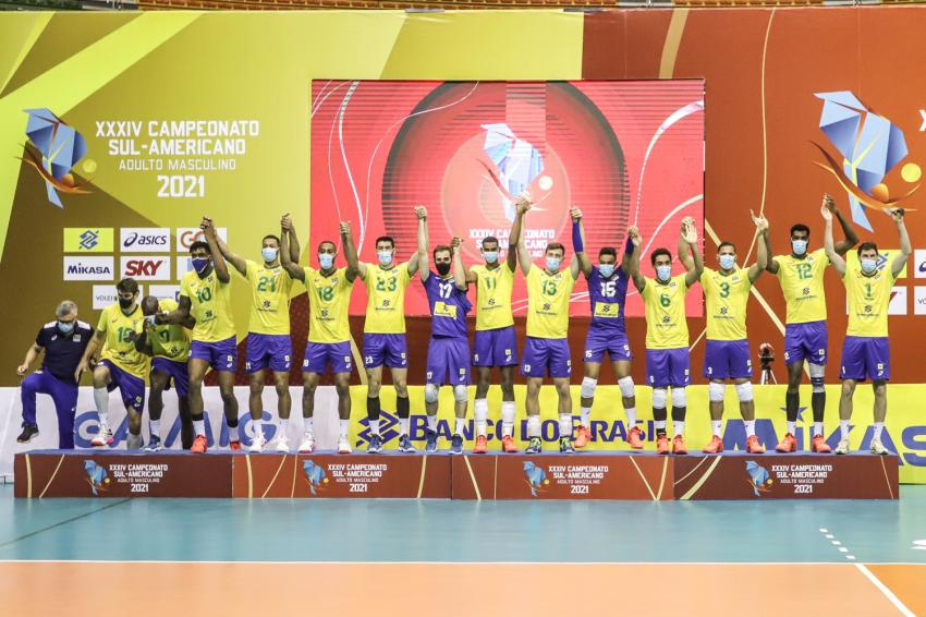 Capa da notícia - Brasil vence Argentina e é campeão da Sul-Americana pela 33ª vez