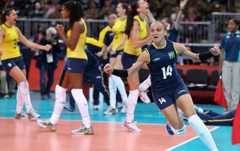 thumbnail do Álbum #TBT: Brasil bate EUA e conquista o bicampeonato olímpico (Londres-2012)
