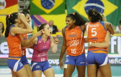 Foto: Divulgação/FIVB.