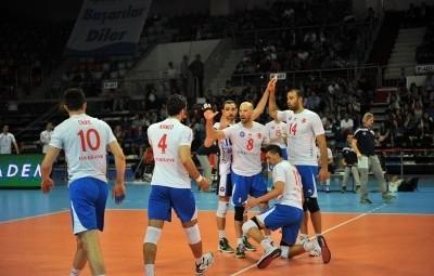 Foto: Federação Turca de Vôlei