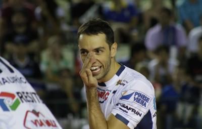 Rapha preocupa jogadores do Brasil Kirin