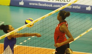 Fabiana agora quer Sesi focado na Superliga (Foto: Divulgação/CBV)