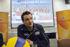 Guidetti assume seleção holandesa após trabalhar na Alemanha (Foto: Divulgação)