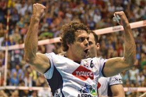 Taubaté, do oposto Lorena, conquistou o título paulista recentemente (Foto: Jonas Barbetta/ Tuddo Comunicação)