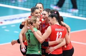 Vakifbank busca o terceiro título da Champions em sua história (Foto: Divulgação/CEV)
