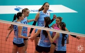 Kazan só tem uma derrota na atual edição do Campeonato Russo (Foto: Divulgação/Dínamo Kazan)